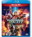 Guardians of the Galaxy Vol. 2 (2017) (3D + Blu-ray)