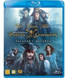 Pirates of the Caribbean: Salazar's Revenge (2017) Blu-ray