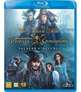 More about Pirates of the Caribbean: Salazar's Revenge (2017) Blu-ray