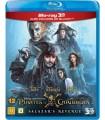 Pirates of the Caribbean: Salazar's Revenge (2017) (3D + Blu-ray)