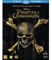 Pirates of the Caribbean 1-5 (5 Blu-ray)
