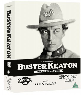 More about Buster Keaton - Collection (3 Blu-ray)