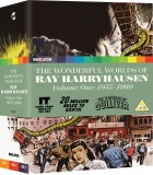 The Wonderful Worlds Of Ray Harryhausen - Volume One: (1955-1960) (3 Blu-ray + 3 DVD)