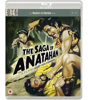 The Saga of Anatahan (1953) (Blu-ray + DVD) 23.8.