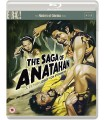 The Saga of Anatahan (1953) (Blu-ray + DVD)