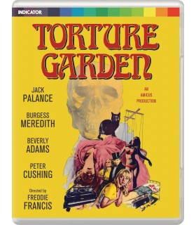 More about Torture Garden (1967) (Blu-ray + DVD)