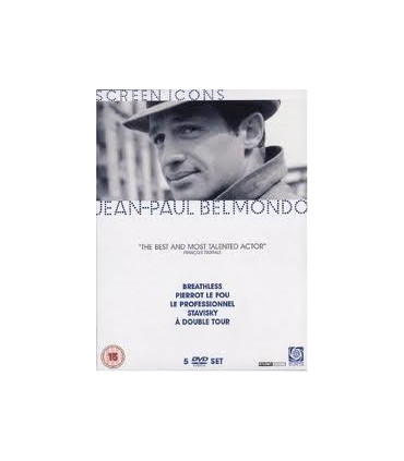 The Jean Paul Belmondo Collection (5 levyä)