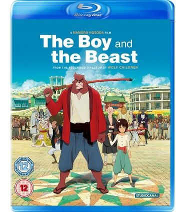 The Boy And The Beast (2015) Blu-ray