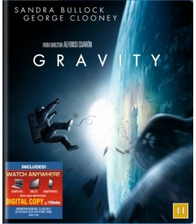 More about Gravity (2013) Blu-ray