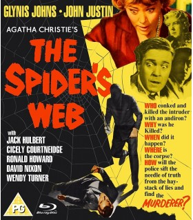 More about The Spider's Web (1960) Blu-ray AVOIN