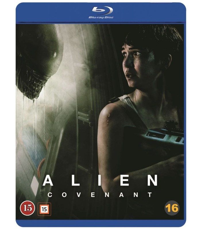 Alien: Covenant (2017) Blu-ray 2.10.