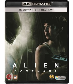 Alien: Covenant (2017) (4K UHD + Blu-ray) 2.10.