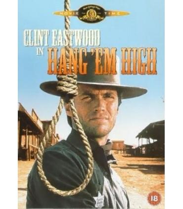 Hirttäkää heidät (1968) DVD