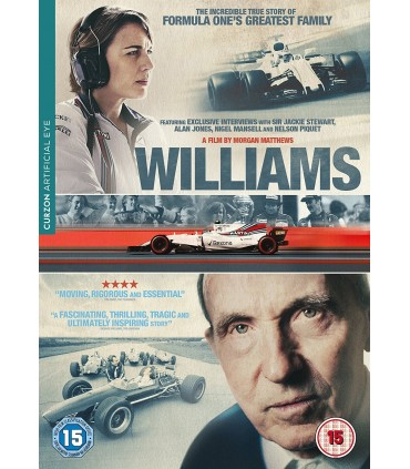 Williams (2017) DVD