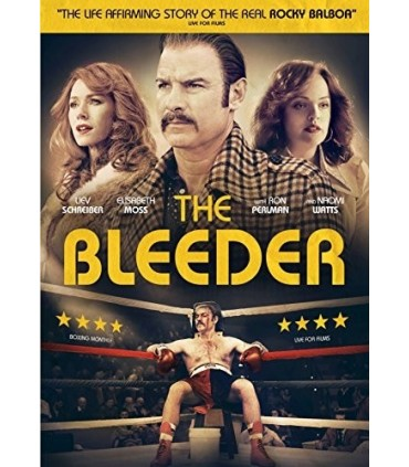 The Bleeder (2016) DVD