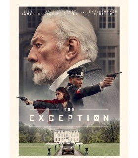 More about The Exception (2016) Blu-ray