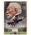The Exception (2016) Blu-ray 20.12.