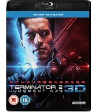 Terminator 2: Judgment Day (1991) (3D + 2D Blu-ray)