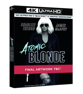 More about Atomic Blonde (2017) (4K UHD + Blu-ray)