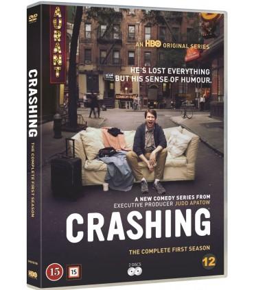 Crashing - Kausi 1. (2017– ) (2 DVD)