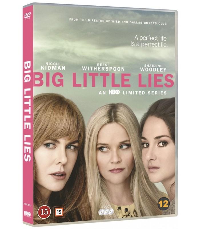 Big Little Lies (2017) (3 DVD)