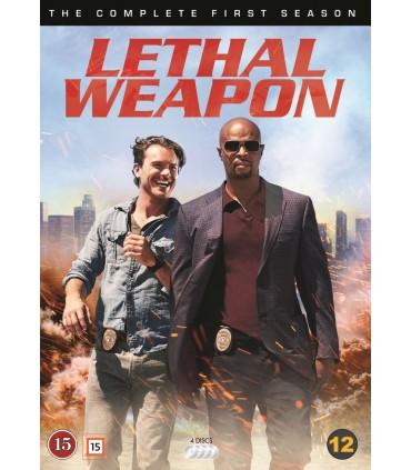 Lethal Weapon - Kausi 1. (2016– ) (4 DVD)