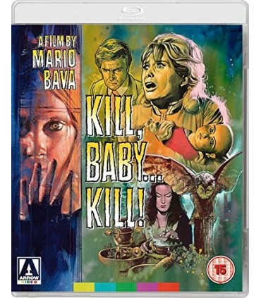 Kill Baby... Kill! (1966) (Blu-ray + DVD)