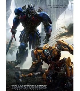 Transformers: The Last Knight (2017) 4K UHD