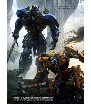 Transformers: The Last Knight (2017) (4K UHD + 2 Blu-ray)