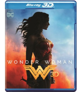 Wonder Woman (2017) (3D + 2D Blu-ray)