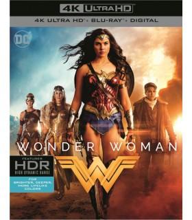 Wonder Woman (2017) (4K UHD + Blu-ray) 9.10.