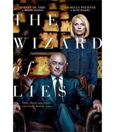 The Wizard of Lies (2017) DVD