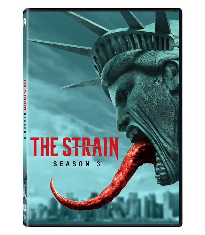 The Strain - Season 3. (2014– ) (4 DVD) 2.10.