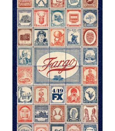 Fargo - Kausi 3. (2014– ) (4 DVD)