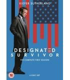 Designated Survivor - Kausi 1. (2016– ) (6 DVD)