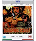 Django Kill... If You Live, Shoot!  (1967) Blu-ray