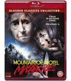 Mountaintop Motel Massacre (1986) Blu-ray