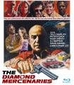 The Diamond Mercenaries (1976) Blu-ray AVOIN