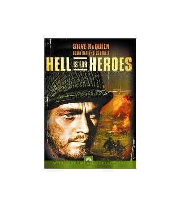 Hell Is for Heroes (1962) DVD