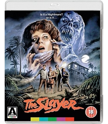 The Slayer (1982) (Blu-ray + DVD)