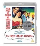 The Sun Also Rises (1957) (Blu-ray + DVD)