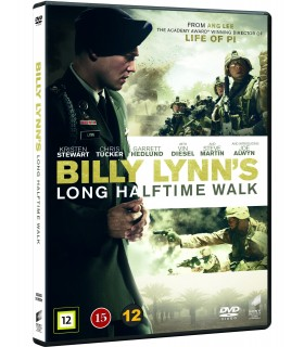 Billy Lynn's Long Halftime Walk (2016) DVD 4.9.