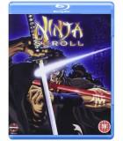Ninja Scroll (1993) Blu-ray