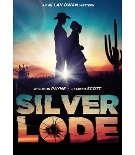 Silver Lode (1954) DVD