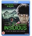 Insidious (2010) Blu-ray
