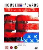 House of Cards - Kausi 5. (4 DVD)