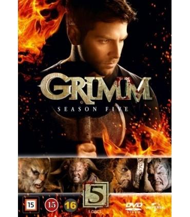 Grimm - kausi 5. (2011– ) (5 DVD)