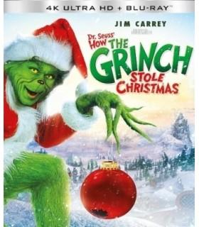 The Grinch (2000) (4K UHD + Blu-ray) 2.10.