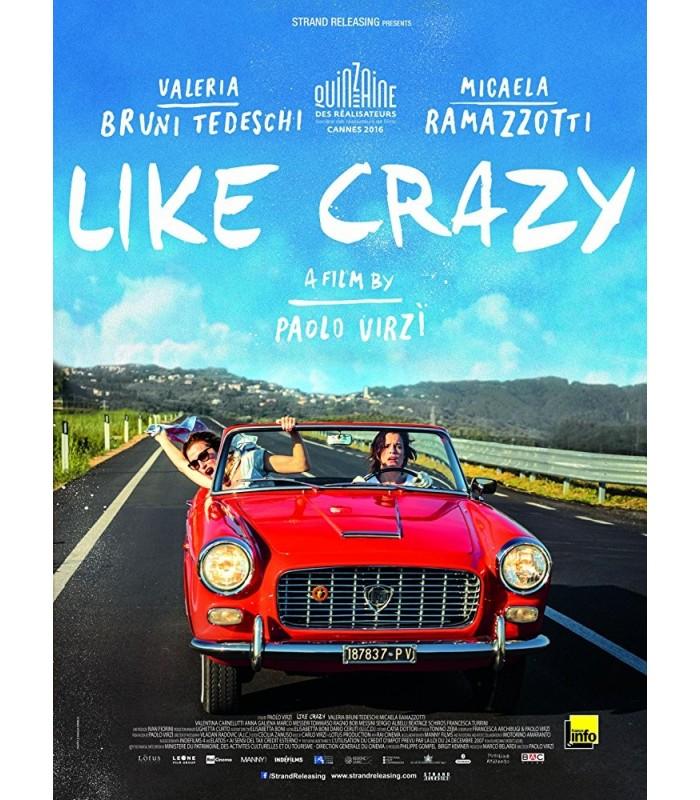 Like Crazy (2016) DVD 16.10.