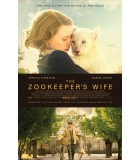 The Zookeeper's Wife (2017) Blu-ray